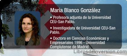María Blanco Profersora