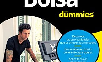 Bolsa para Dummies - libro de bolsa