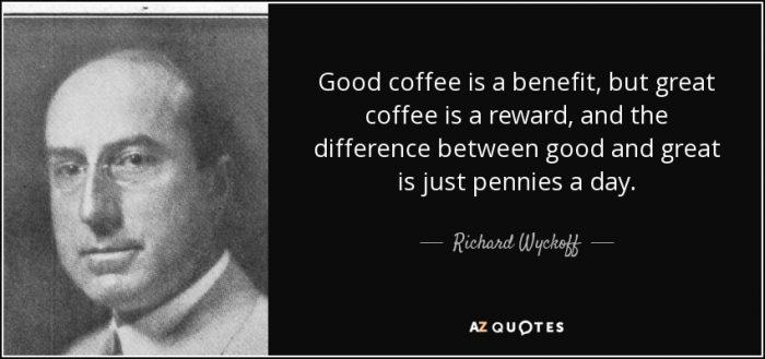 ¿Quién es Richard D. Wyckoff?